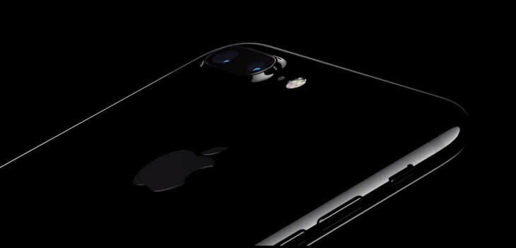 Negro brillante, el nuevo color de iPhone 7