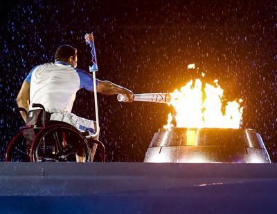 'Todos de pie': el desafortunado tweet oficial de los Juegos Paralímpicos de Río 2016