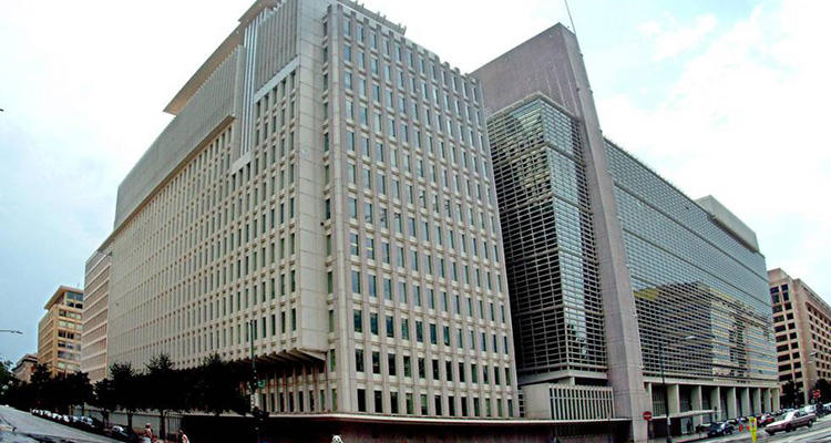 La sede del Banco Mundial, en Washington