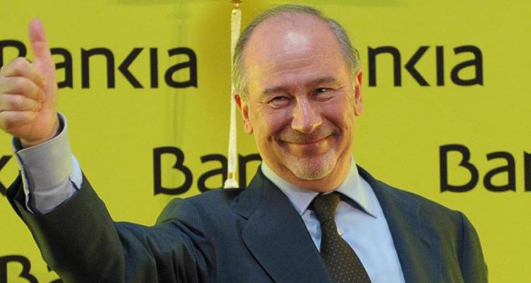 Rodrigo Rato, director del FMI hasta 2007