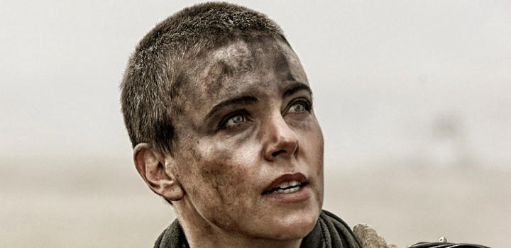 Charlize Theron en 'Mad Max'