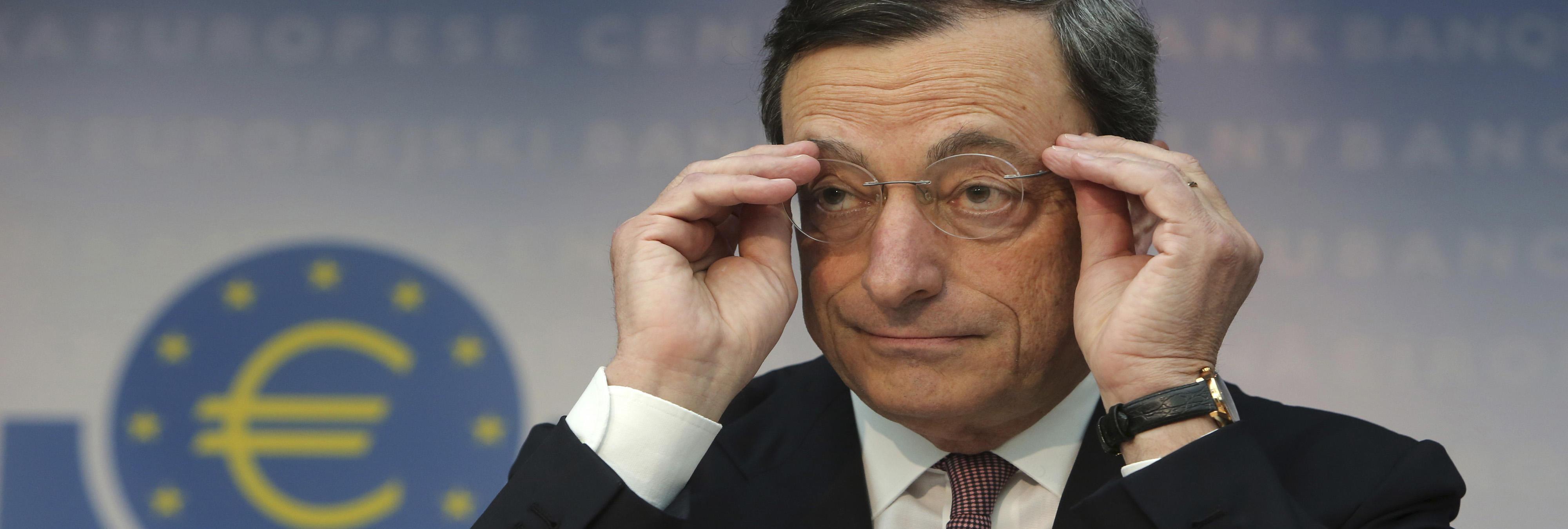 El programa de compra de bonos del BCE no está cumpliendo sus objetivos