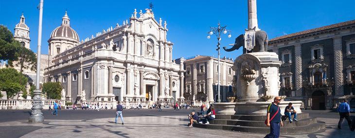 La ciudad de Catania (GoldCar)