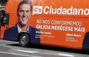 ¿Cuántas erratas eres capaz de descubrir en la campaña de Ciudadanos en Galicia y Euskadi?