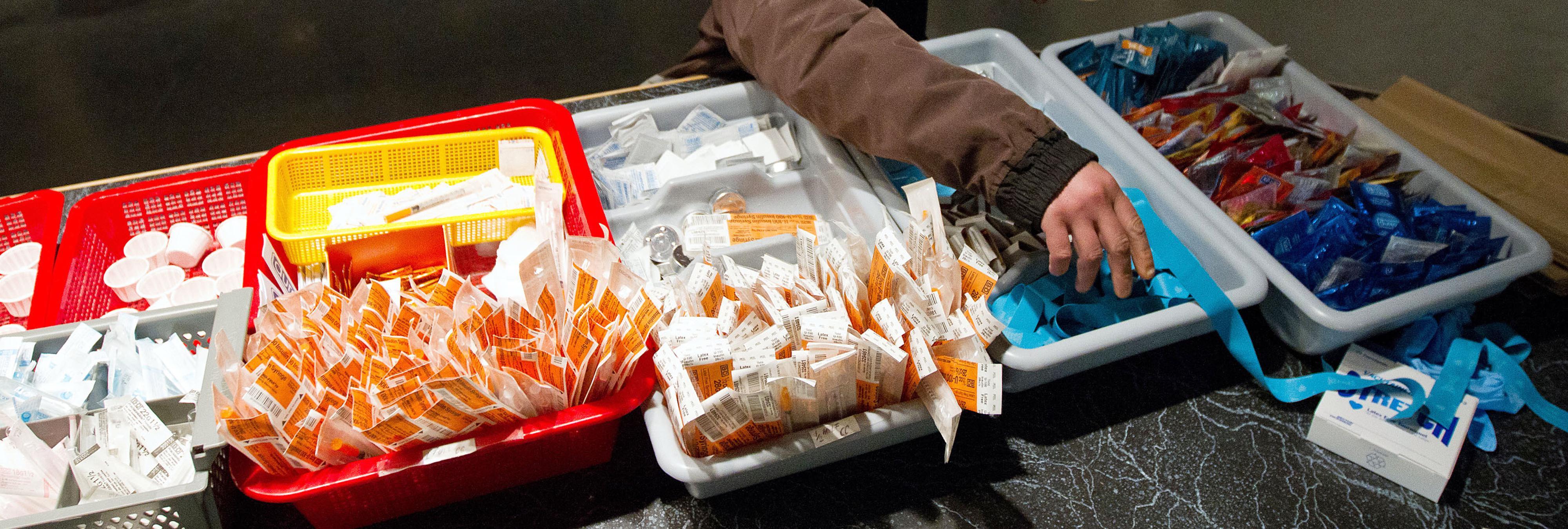 Canadá legaliza la heroína (más o menos)