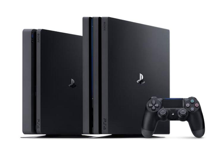 Diferencia de tamaño entre PS4 Slim y PS4 Pro