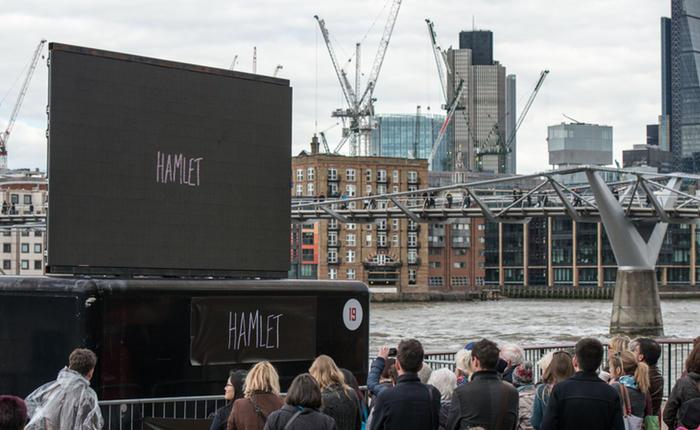 Conmemoración del IV Centenario de la muerte de Shakespeare en Londres