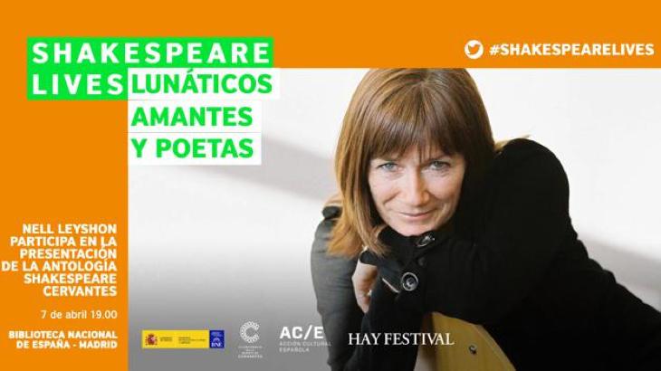 Actividad de homenaje a Shakespeare y Cervantes organizada por el British Council