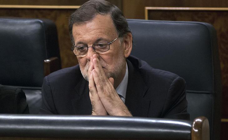 Rajoy afirmó que el crédito lo pagaría la banca