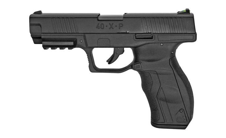 La pistola de balines que sacó Tyree (Columbus Ohio Police)