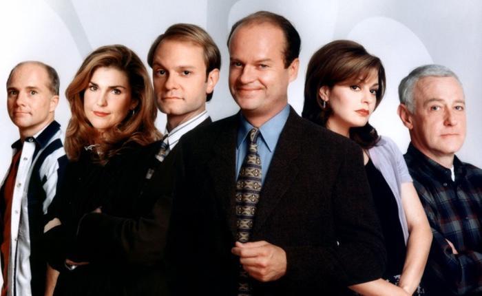 La serie gozó de mayor reconocimiento por parte de la academia que su antecesora 'Cheers'