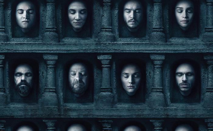'Juego de Tronos' es la serie dramática más premiada de la historia
