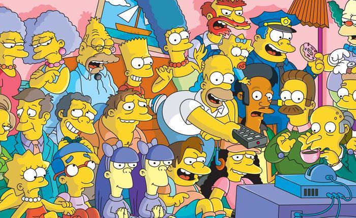 'Los Simpson' es la serie animada más premiada de la historia
