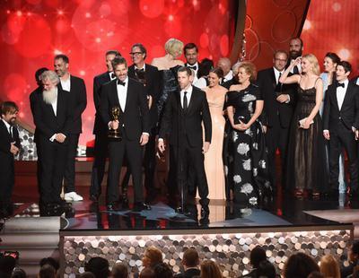 Este es el Top 10 de premiados en los Emmy tras la coronación de 'Juego de Tronos'