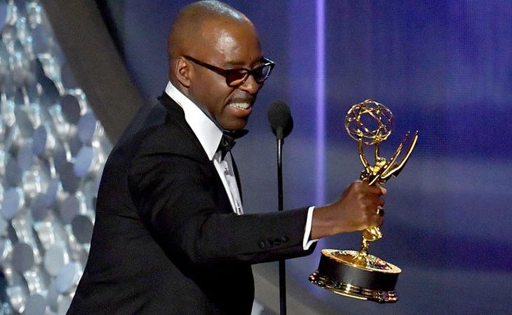 Courtney B. Vance ganó el Emmy por 'American Crime Story'