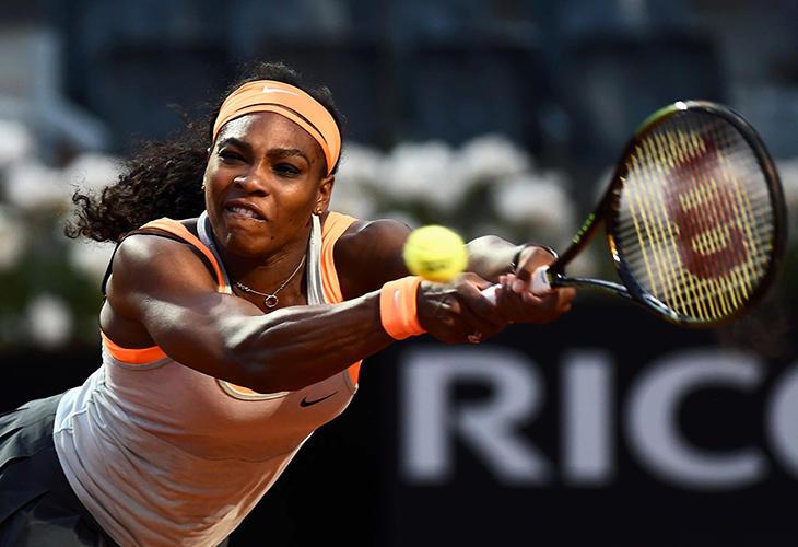 La tenista Serena Williams también ha sido nombrada en estos documentos
