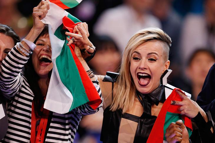 ¡Vamos a la uni de Eurovisión, tía!