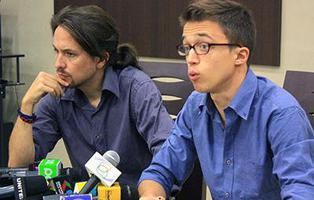 Errejón e Iglesias dejan claras en Twitter sus diferencias sobre el tono de Podemos