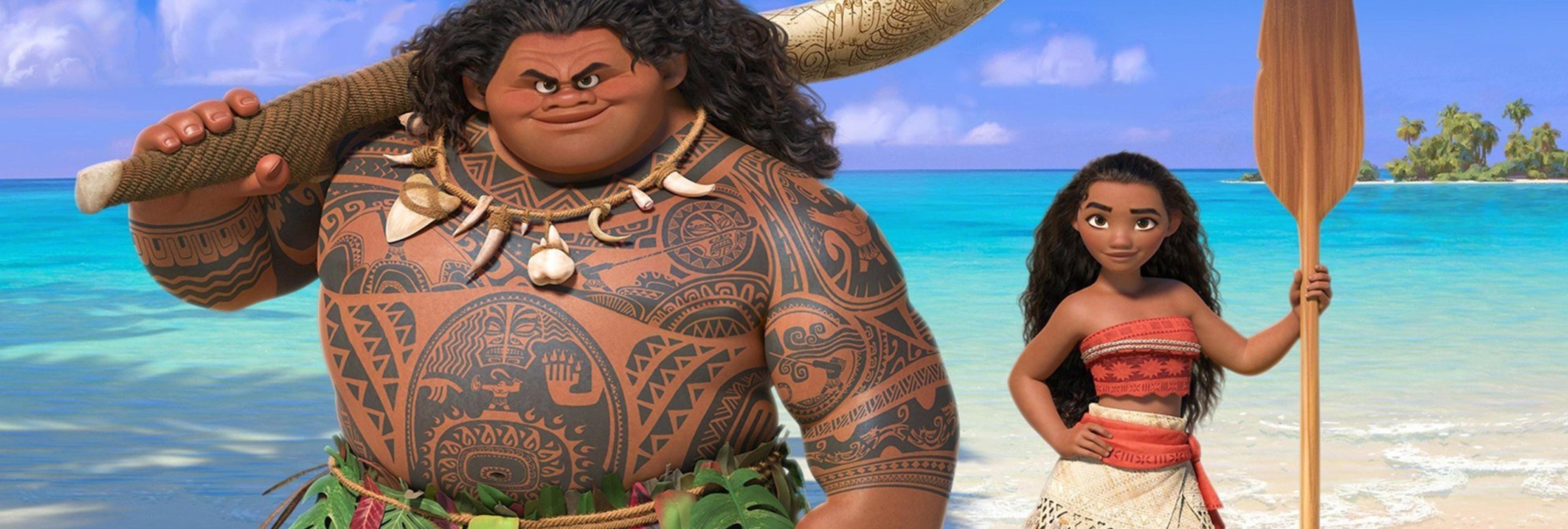 Disney retira un disfraz de la nueva 'Vaiana' por las críticas de racismo
