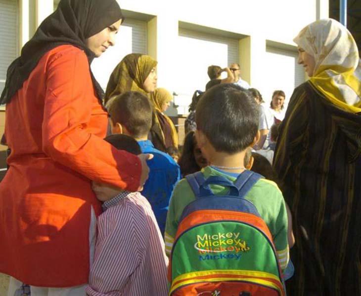 El 95% de los niños musulmanes no tiene la oportunidad de estudiar su religión