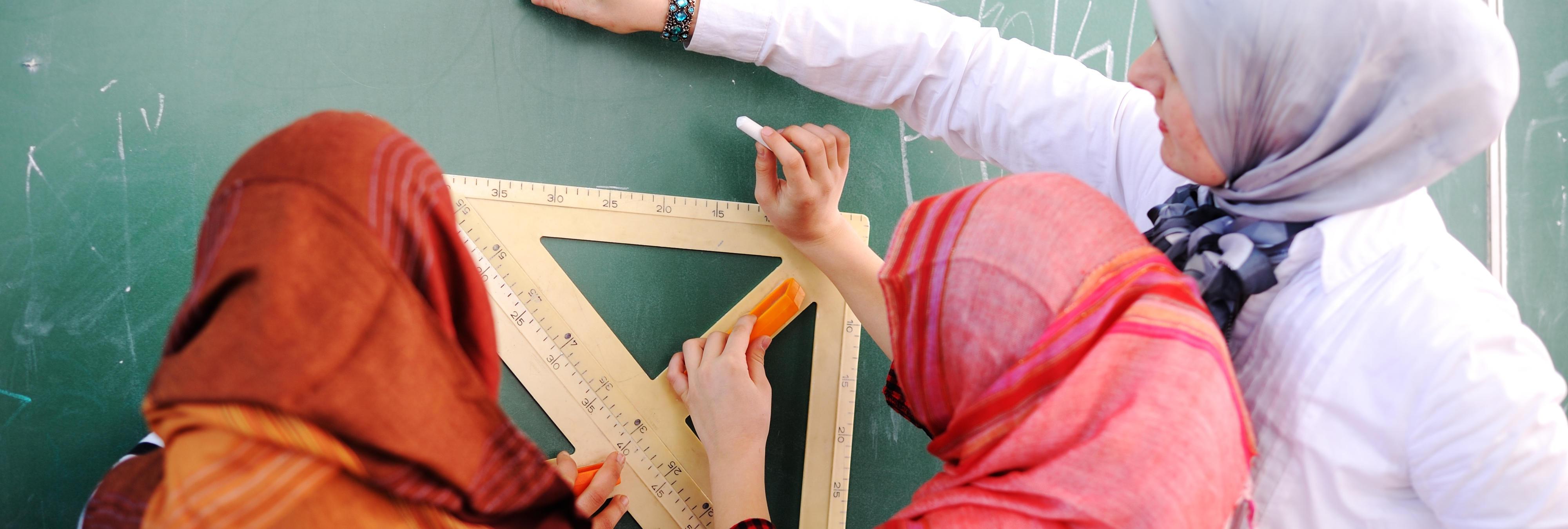 La educación musulmana se abre paso en España con un centro en Valencia y otro en San Sebastián