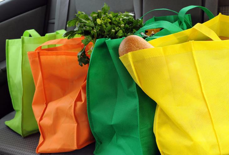 Bolsas reutilizables, ¡incluso son más bonitas!