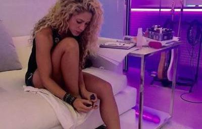 La gente está asombrada por el enorme consolador de Shakira que se ve en una foto de Instagram