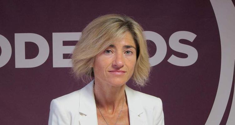 Pilar Zabala, candidata a lehendakari por Elkarrekin Podemos