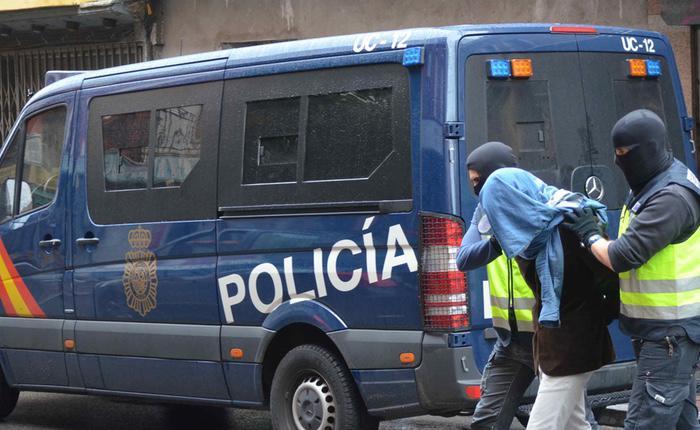 Las fuerzas de seguridad detienen a miembros del Daesh en territorio español