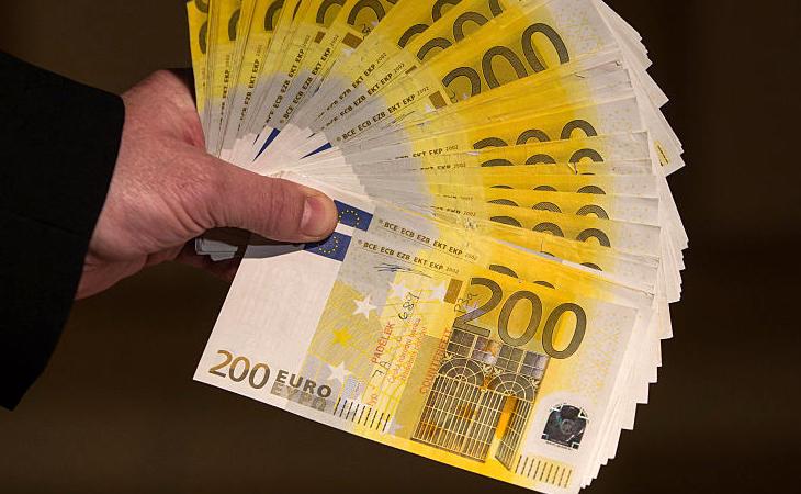 Un gallego introdujo un sobre con 200 euros