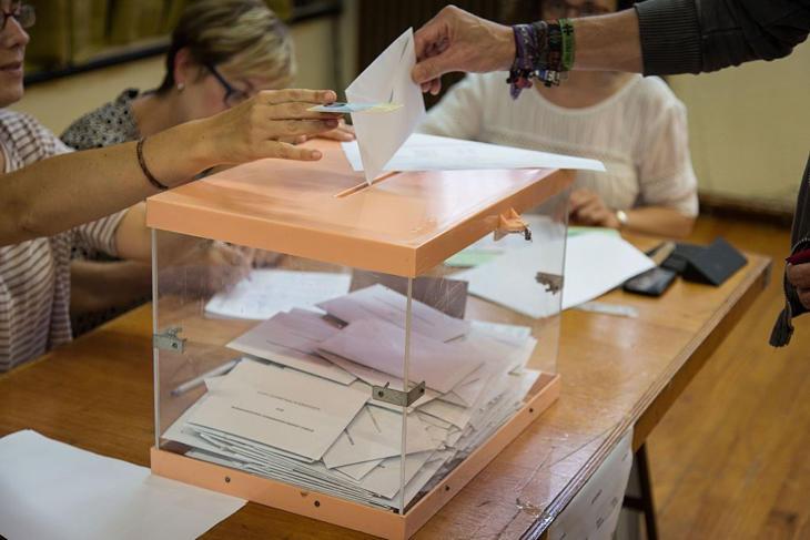 Magia en las urnas electorales de Verín
