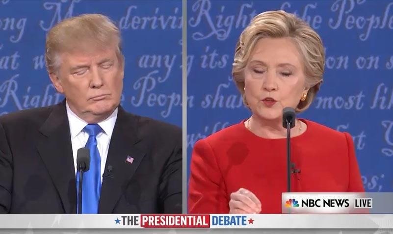 Clinton: 'Trump cree que cuanto más ayudes a los ricos mejor le irá al país. Yo no'