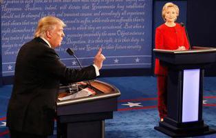 El primer debate Trump-Clinton, en 20 contundentes frases