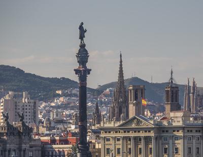 La CUP quiere retirar la estatua de Colón y declarar laborable el día de la Hispanidad
