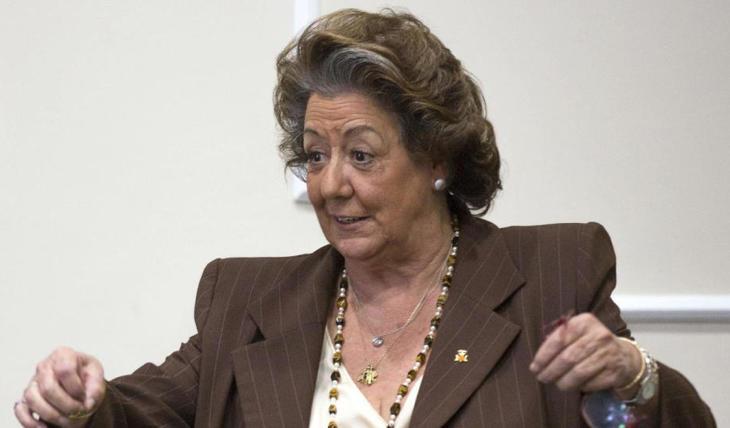 Rita Barberá ha sido encausada por el Tribunal Supremo