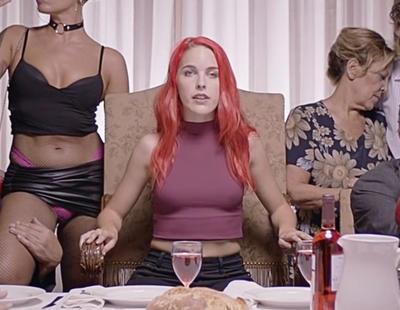 'Patria': El vídeo del Salón Erótico de Barcelona que denuncia la hipocresía española