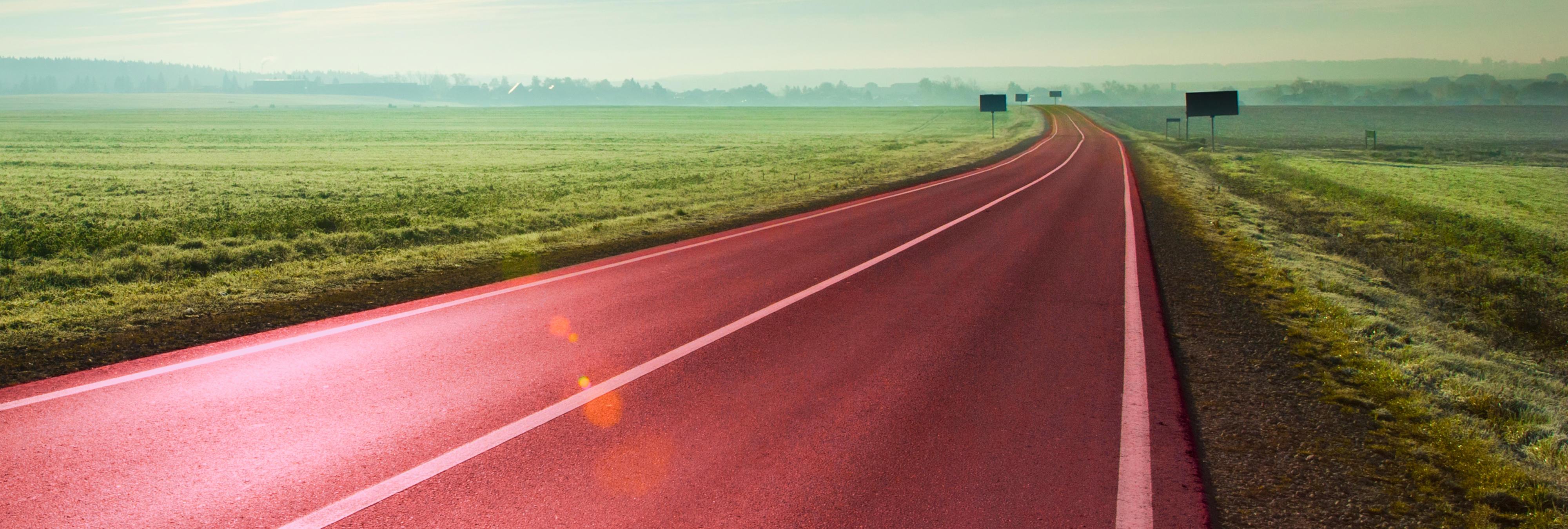 Países Bajos planea construir sus carreteras con plástico reciclado