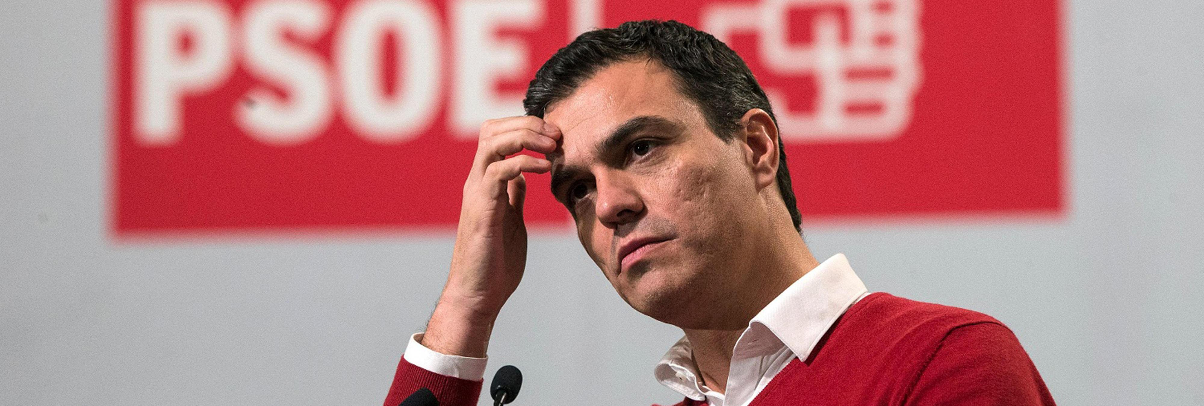 La guerra interna del PSOE también se vive entre las redes sociales oficiales del partido