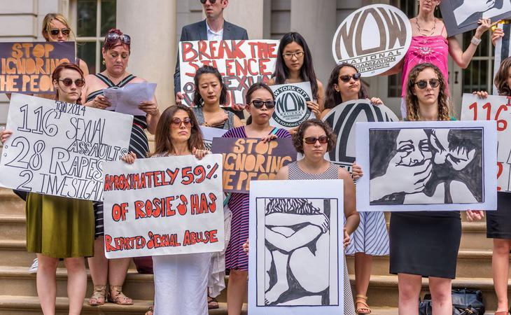 Víctimas de agresiones sexuales piden justicia