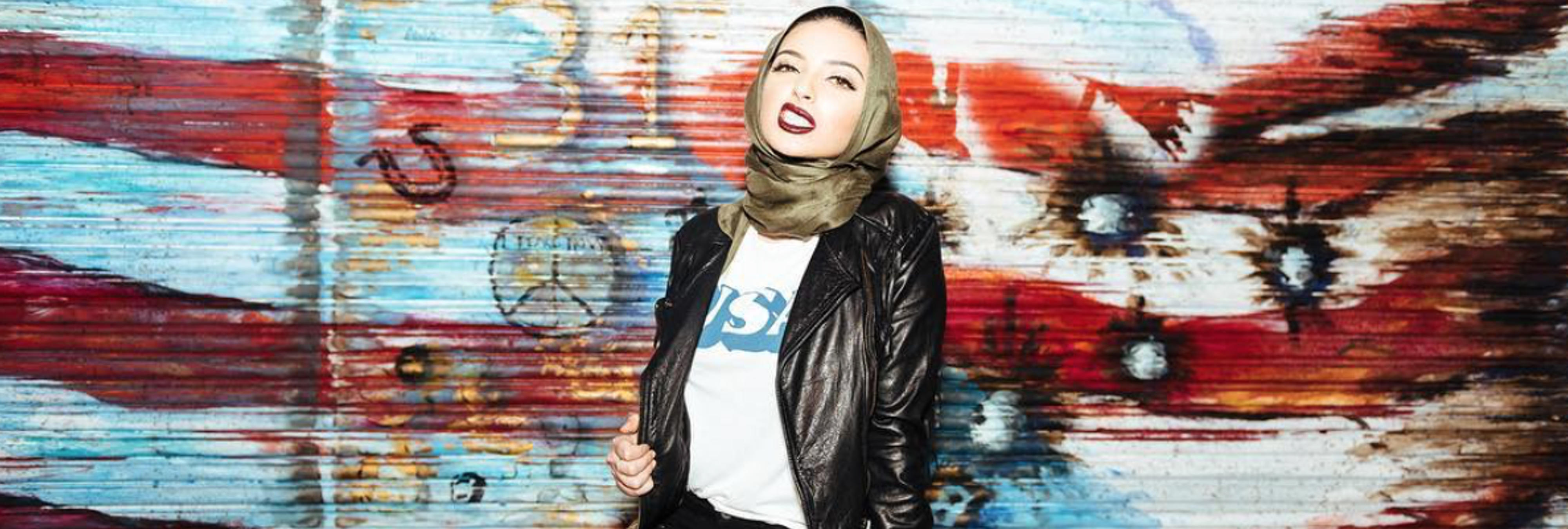 Playboy publica el primer posado de una musulmana con velo de su historia