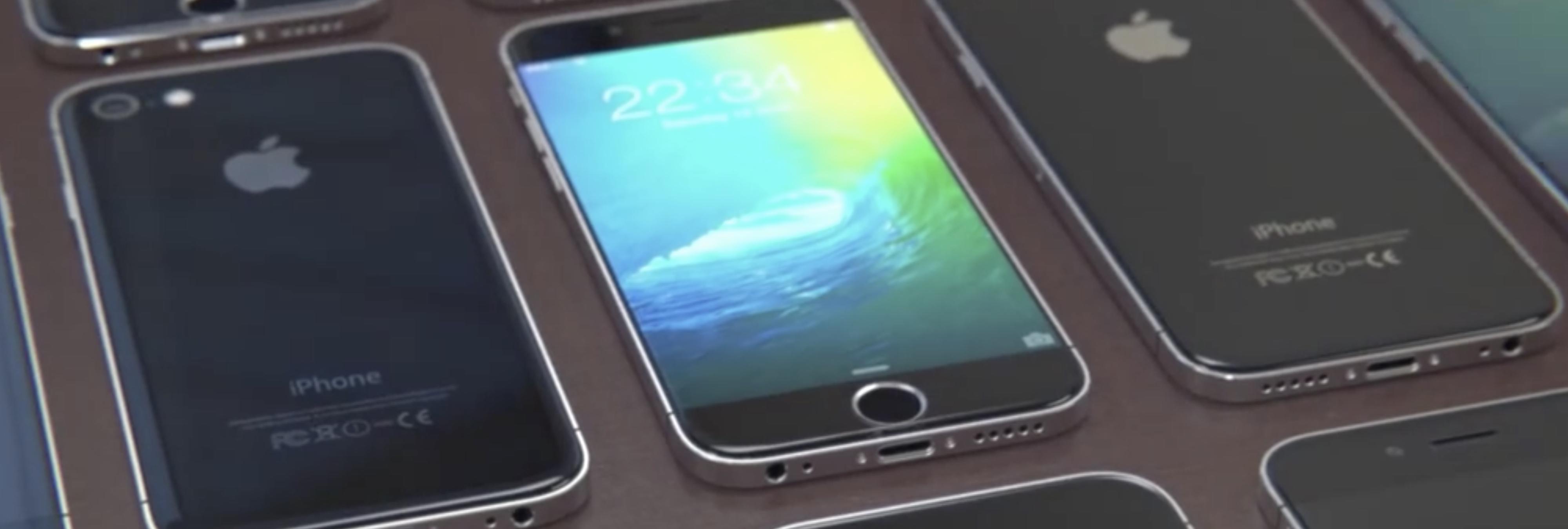 Ya hay rumores del diseño del iPhone 8 y tiene un punto nostálgico