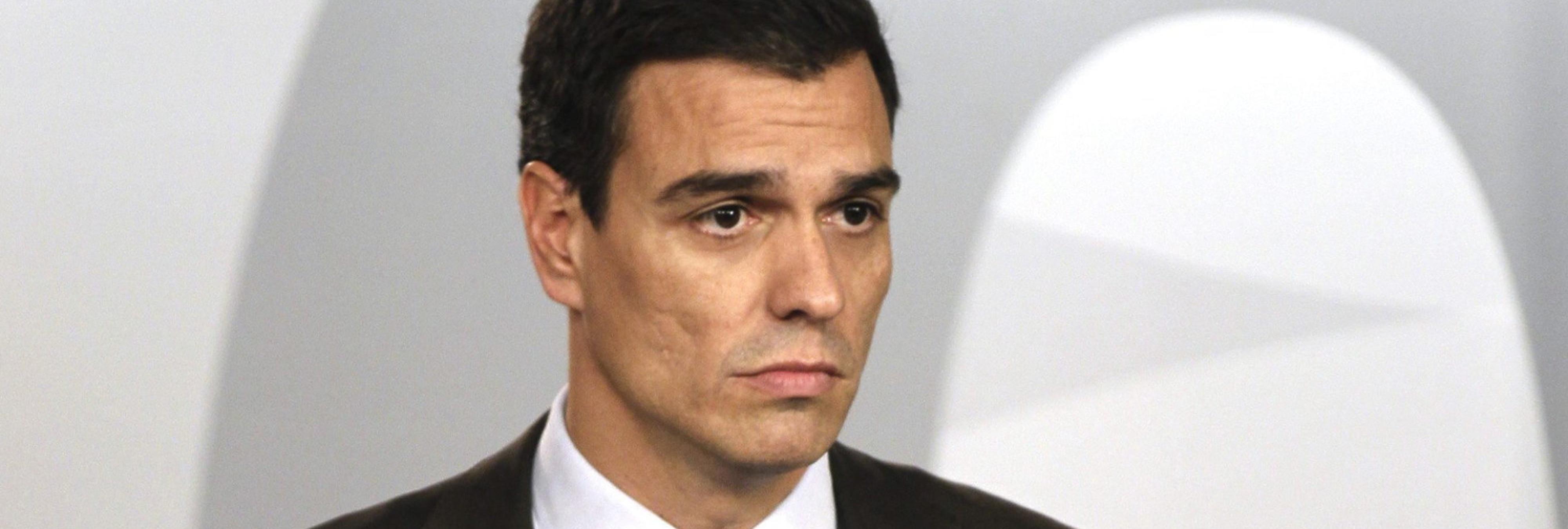 Pedro Sánchez dimitirá si el Comité Federal opta por la abstención a un gobierno del PP