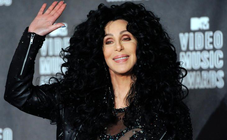 Cher se despide de Trump Trump