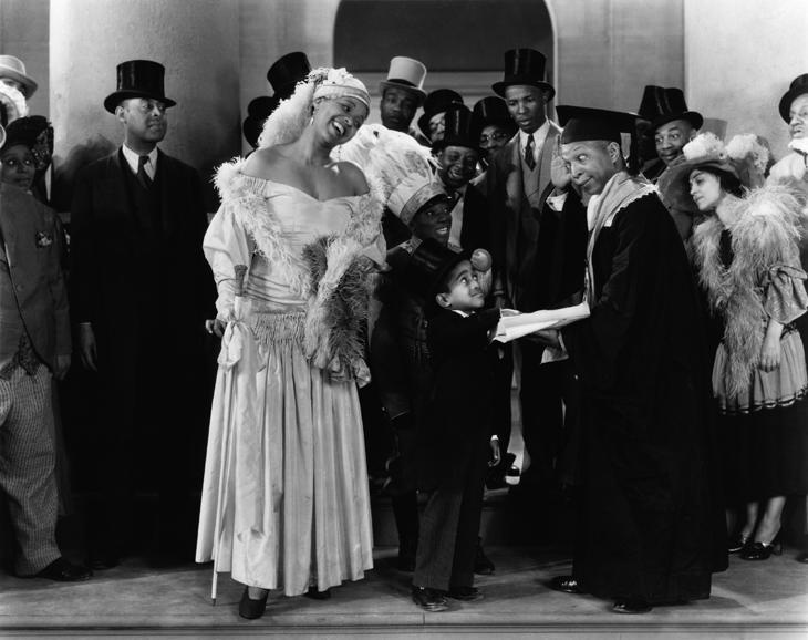 Escena de la película 'Rufus Jones for president'.