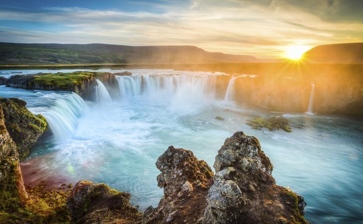 Islandia está en la cabeza de la lista