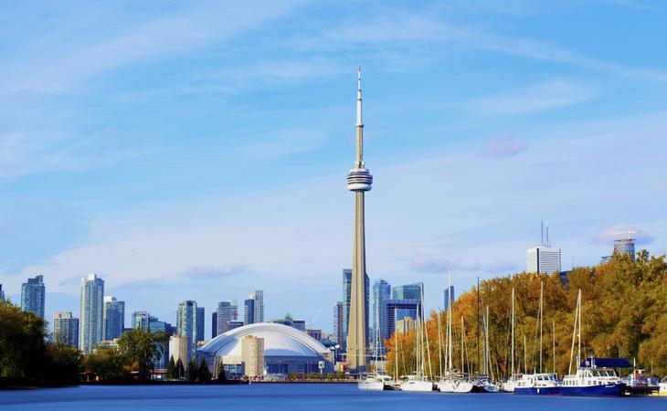 Las ciudades canadienses son un gran atractivo