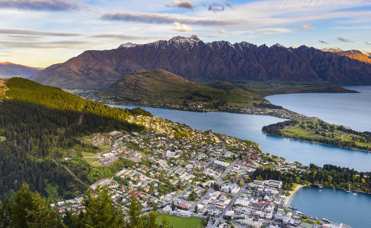 Paseando por Nueva Zelanda puedes sentirte en El Señor de los Anillos