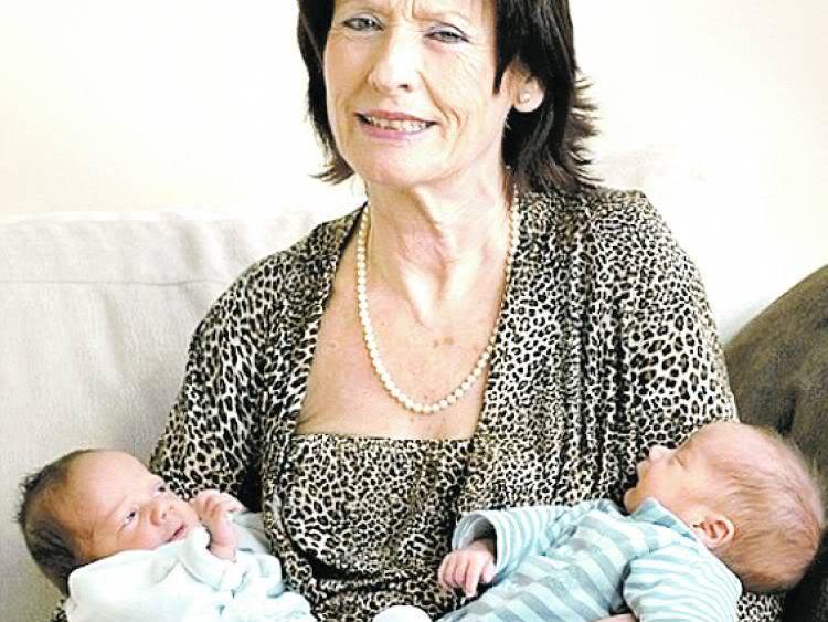 Adirana Iliescu ya pasa los 70 con una hija de 10 años