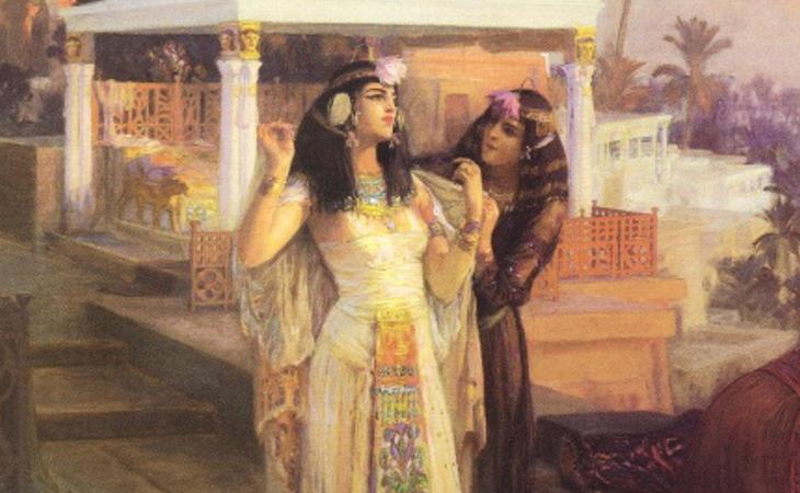 Cleopatra, la faraona de Egipto