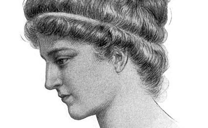 Hipatia la primera mujer científica